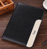 Кожаный чехол для планшета Apple ipad Air 2 (ipad 6) черный