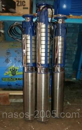 Насос ЭЦВ 8-40-110 глубинный насос для скважин ЭЦВ8-40-110
