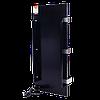 Керамічна панель обігрівач DIMOL Standart Plus 07 з сушкою рушників ( чорний графіт)