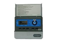 Контроллер Junior Max на 6 зон, питание 220 В, для внутренней установки с внешним трансформатором (пульт управления автоматическим поливом)