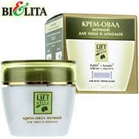 """Bielita """"Lift Olive"""" Крем-овал ночной для лица, шеи, декольте (для всех типов кожи) 50ml"""