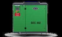 Компрессор воздушный ATMOS SEC 302 Vario + преобразователь частоты (Danfoss)