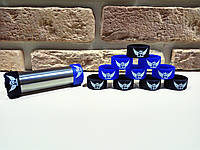 Декоративное силиконовое кольцо Вейп Бенд фирменный VS in CLOUDS (Vape Band)
