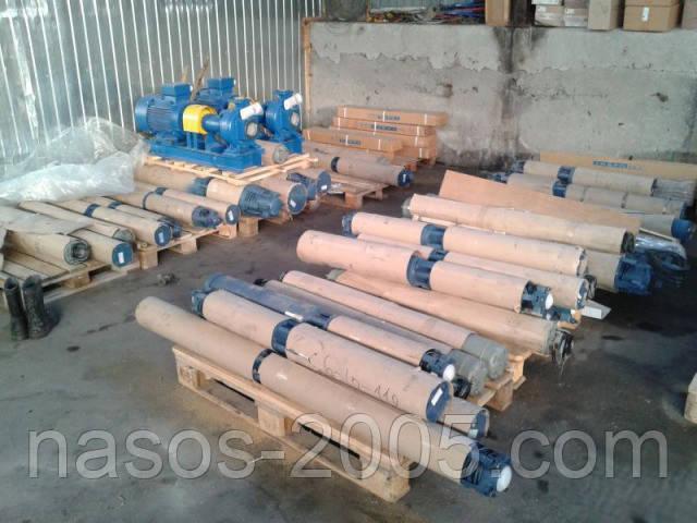Насос ЕЦВ 10-63-125 глибинний насос для свердловин ЭЦВ10-63-125