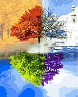 Картина-раскраска Дерево жизни (BRM3596) 40 х 50 см