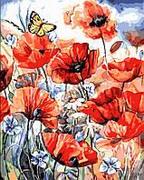 Картина-раскраска Дыхание лета (BRM7073) 40 х 50 см