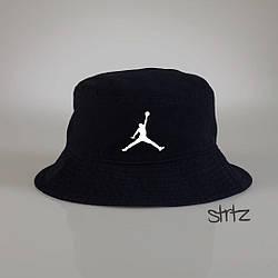 Панамка Jordan черная