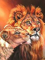 Набор для рисования Царственная пара (BRM7279) 40 х 50 см