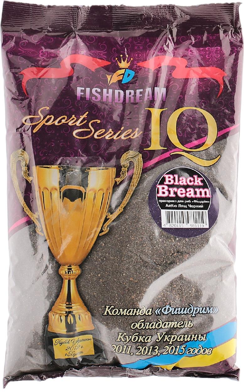 Прикормка FishDream IQ Черный Лещ