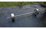 Штанга домашняя стальная 50 кг