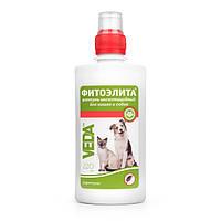 Шампунь Фитоэлита для собак и кошек инсектицидный (от блох, вшей, власоедов) 220 мл