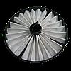 Фильтр выходной HEPA для пылесоса LG 5231FI3767E