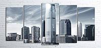 """Модульна картина на полотні """"New York"""""""