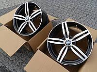 Литые диски R17 7,5j 5x120 et20 на BMW 5 7 E39 E60 E61 E65 F10 F11