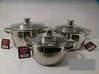Набор посуды Lessner Apple 55859