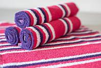 Салфетка, кухонное полотенце махровое 30х30 см