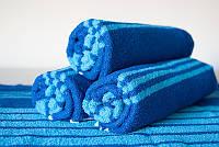 Мягкое полотенце махровое 150Х90 см.