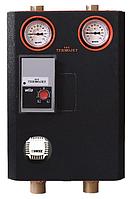 Смесительная насосная группа с термокраном в кожухе под насос 130 мм Termojet НГ-49Л DN 25