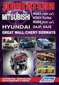 Mitsubishi двигатели 4G63, 4G63-Turbo, 4G64/ Hyundai G4JP, G4JS/ Great Wall/ Chery/ Derwa рем Легион