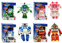 Трансформер Робокар Поли (Robocar Poli) 83169-72 набор 4шт