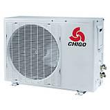 Кондиціонер Chigo CS-25V3A-V156 LOTUS 156 INVERTER, фото 3