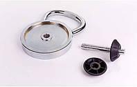 Гиря разборная хромированная 8 кг DBS5102-8