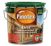 Деревозащитная грунтовка Base Pinotex 3 л