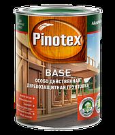 Деревозащитная грунтовка Base Pinotex 1 л