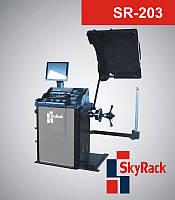 Автоматический балансировочный стенд  SR-203