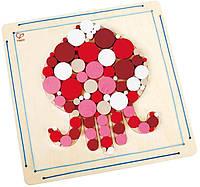 Мозаика для раскрашивания Осьминог Hape, фото 1