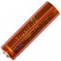 Аккумулятор литиевый Li-Ion IMR 14500 3.7V TrustFire (700mAh)