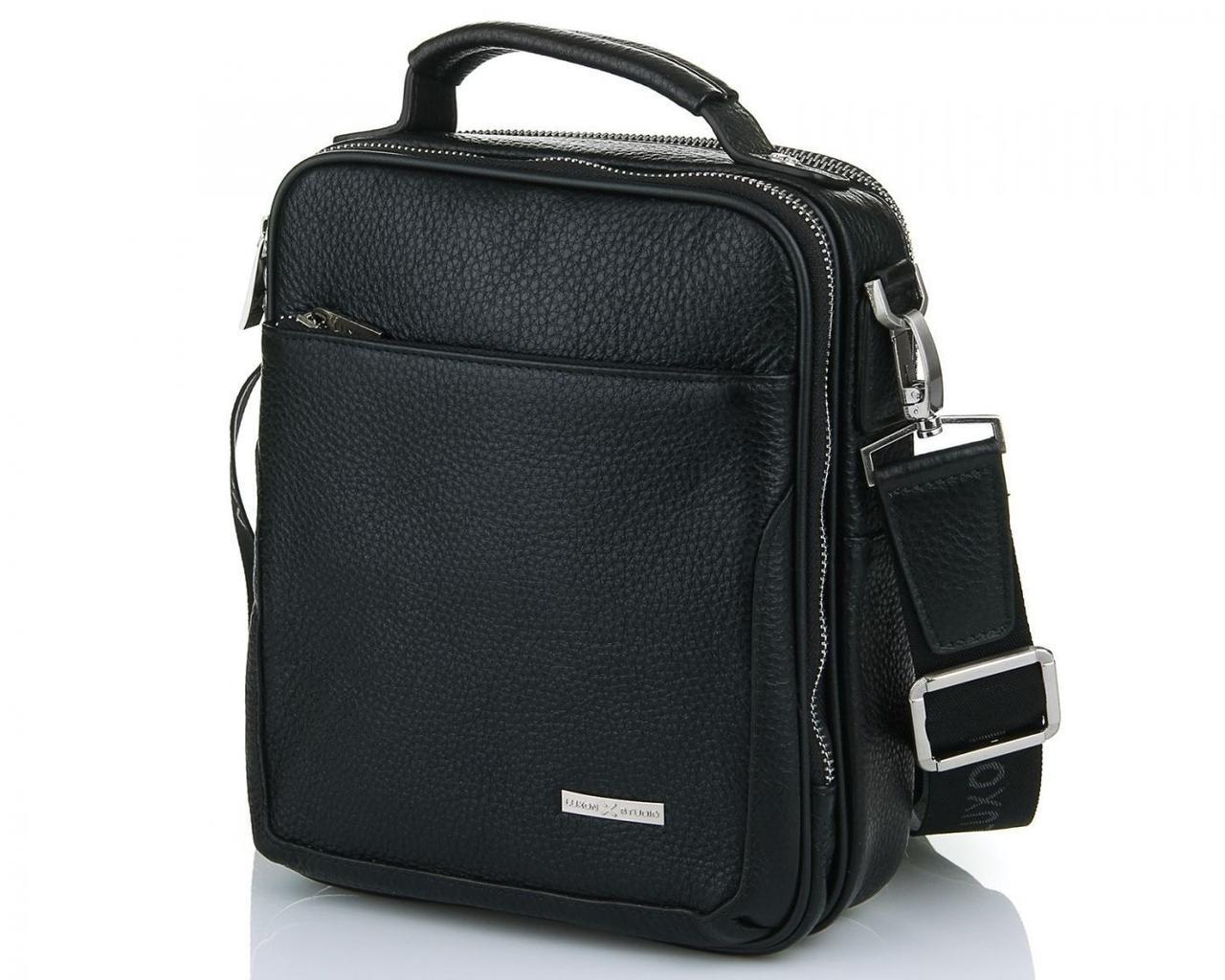 Классическая мужская сумка Luxon 49581-2