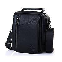 Классическая кожаная сумка Luxon