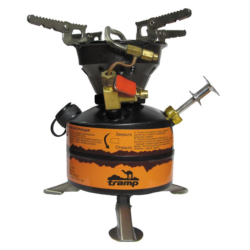 Портативная бензиновая горелка, примус Tramp TRG-016
