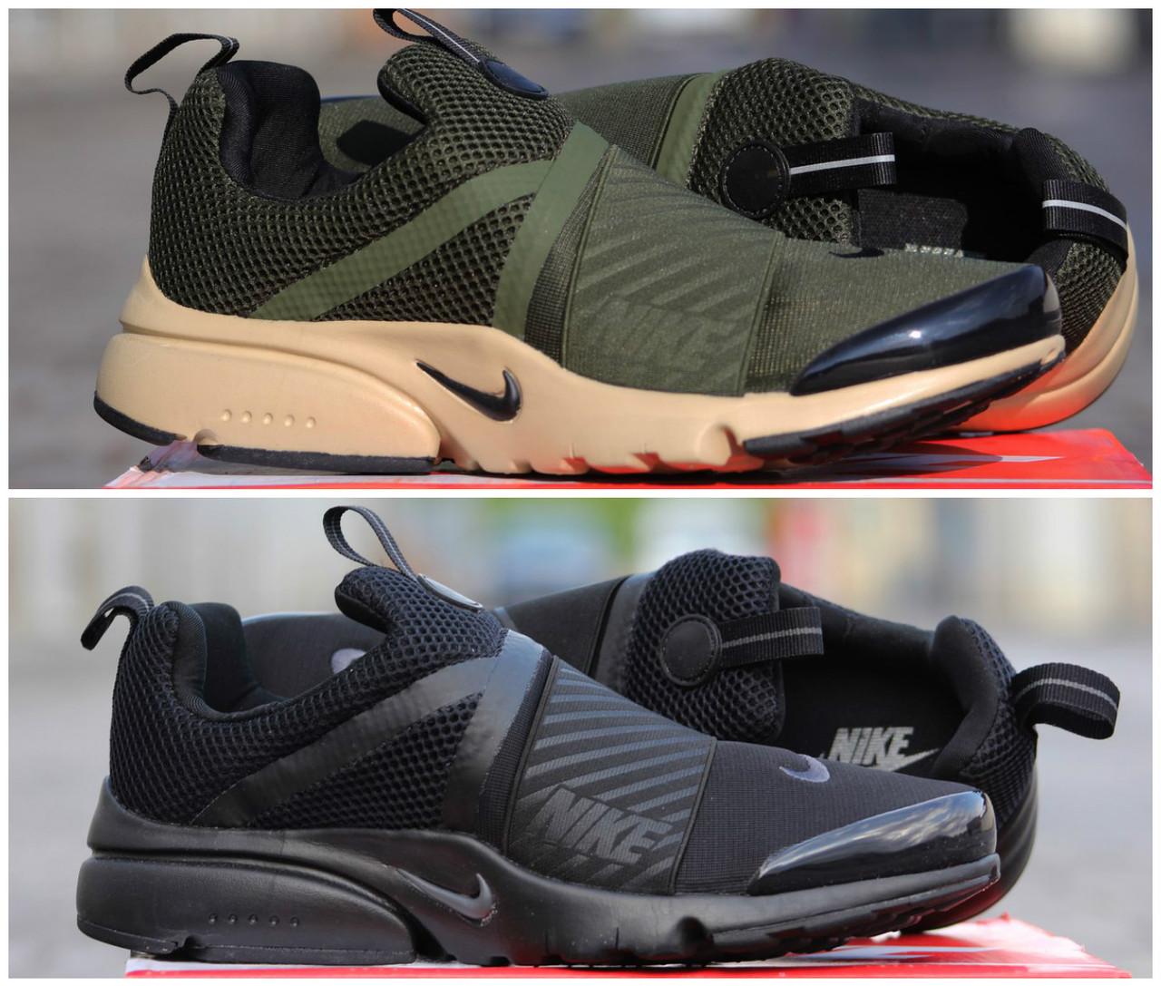 Крутые кроссовки Nike air presto летние 41,42,44р