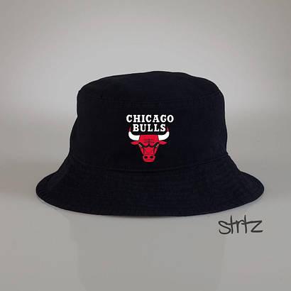 Панамка Chicago Bulls черная