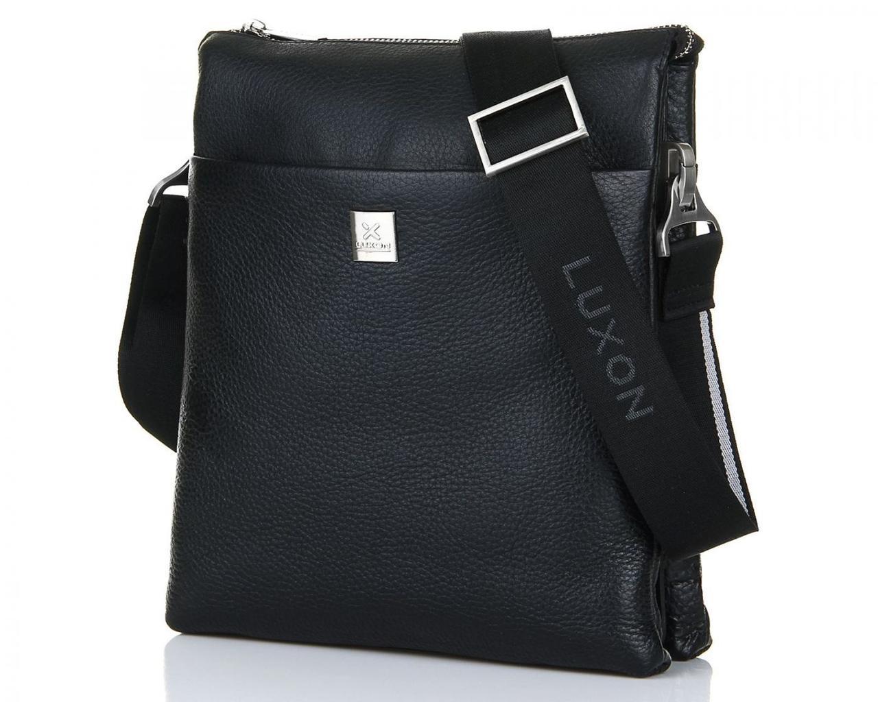 Мужская сумка без клапана Luxon 8832-2