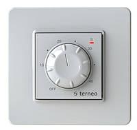 Терморегулятор механический (ручной) для теплого пола Terneo rtp (белый)
