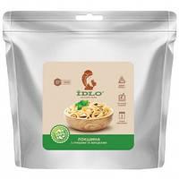 Макароны IDLO быстрого приготовления с грибами (90г)