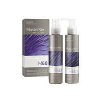 ERAYBA MASTERKER M60 Kerafruit Relaxer Набор для выпрямления волос: лосьон 100 мл + нейтрализатор 100 мл