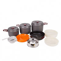 Набор посуды Kovea Hard 78 KSK-WH78 (24 предметов)