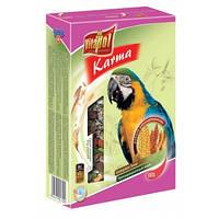 Vitapol, корм для крупных попугаев, 900г