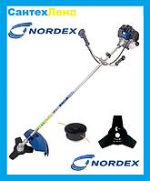 Коса Бензиновая Nordex ND-4500 ( 1 нож 1 катушка)