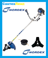 Бензокоса Nordex ND-4500 ( 1 Нож 1 Катушка)
