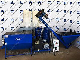 Линия гранулирования МЛГ-500 (kombi) с гранулятором Гранд-200 (Grand-200) от 600 кг/час
