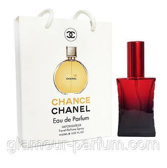 Chanel Chance Parfum (Шанель Шанс Парфюм) в подарочной упаковке 50 мл. (реплика) ОПТ
