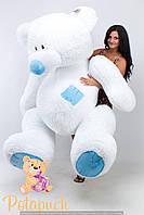 Большой плюшевый мишка  Тедди 230см белый