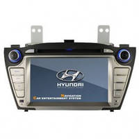 Автомагнитола штатная Hyundai Tucson