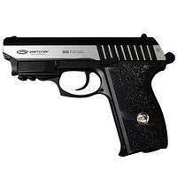 Пистолет пневматический Gletcher SS P232L + ЛЦУ, (4.5mm) Blowback