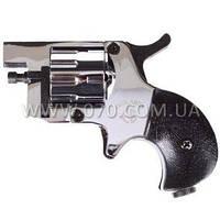 Револьвер под патрон флобера EKOL Arda (1.0', 4.0mm), хром
